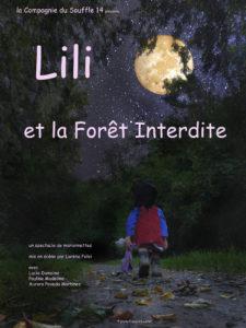lili et la forêt interdite © francois louchet