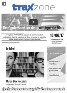 traxzone music box records © francois louchet