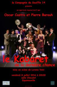 le kabaret de la dernière chance © francois louchet