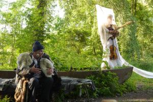 la légende de St Julien © francois louchet