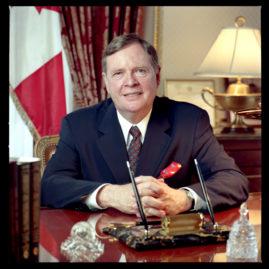 Raymond Chrétien ambassade du canada © francois louchet