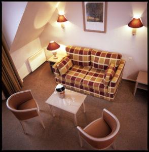 hôtel antares © francois louchet