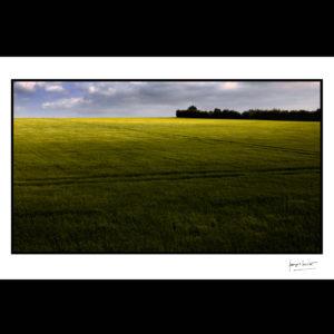 normandie ombre nuageuse au tableau trun © francois louchet