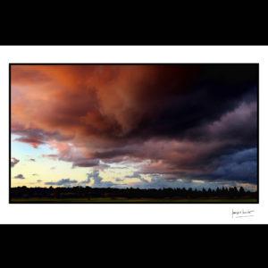 normandie nuages nuageux troarn © francois louchet