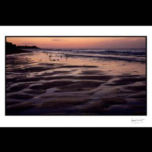 normandie vagues de dunes lion-sur-mer © francois louchet